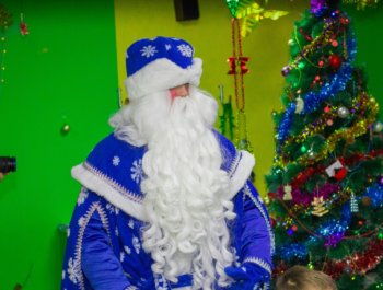 Фото с новогоднего бала